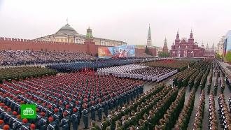 Самые яркие моменты парада Победы— 2019