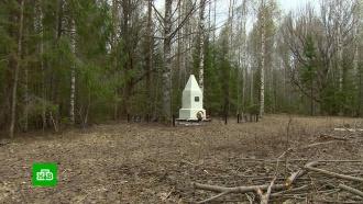Нижегородские волонтеры восстановили памятник героям ВОВ
