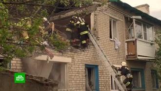 ВРостовской области снесут дом, где произошел взрыв газа