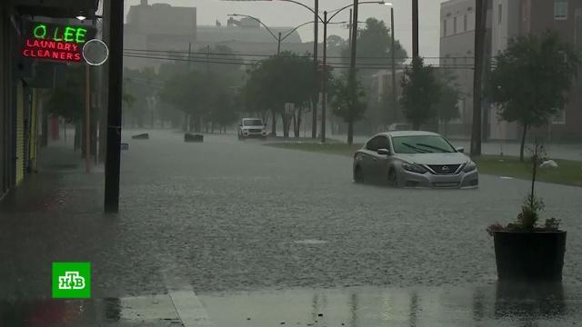 Мощный циклон затопил юго-восток США.США, наводнения, погода, погодные аномалии.НТВ.Ru: новости, видео, программы телеканала НТВ