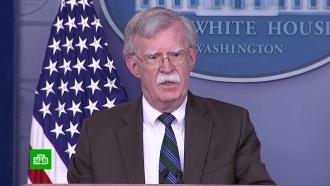 США планируют отправить военных на Ближний Восток для сдерживания Ирана