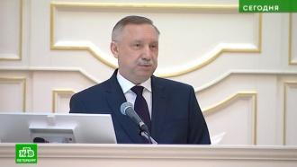 Жить по средствам иразвивать Петербург: врио губернатора рассказал онастоящем ибудущем Северной столицы