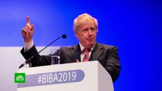 Борис Джонсон хочет возглавить Консервативную партию