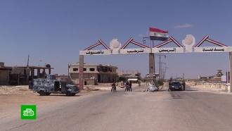 В Сирии боевики готовят провокацию с химоружием и обломками российских снарядов