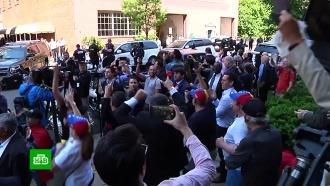 Охранявшие венесуэльское посольство в Вашингтоне правозащитники арестованы