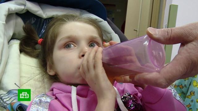 Весила всего 7 кг: родители в Татарстане довели ребенка-инвалида до дистрофии.Татарстан, дети и подростки, инвалиды.НТВ.Ru: новости, видео, программы телеканала НТВ