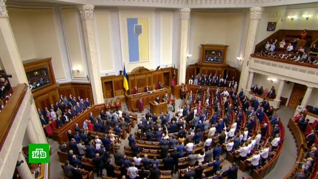 В Киеве проходит церемония инаугурации Зеленского.Зеленский, Украина, инаугурации.НТВ.Ru: новости, видео, программы телеканала НТВ
