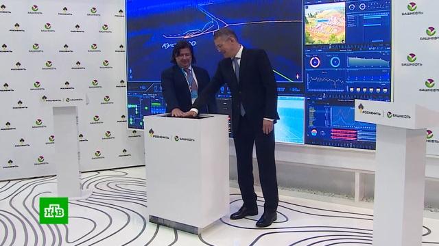 Новая эра: «Роснефть» запустила первое в России «Цифровое месторождение».Интернет, Роснефть, изобретения, нефть, промышленность, технологии.НТВ.Ru: новости, видео, программы телеканала НТВ