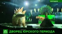 Петербуржцев приглашают на прогулку с динозаврами