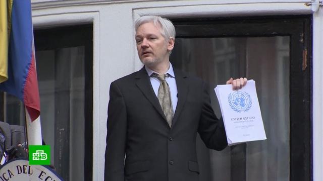 Ассанжу грозит 170лет тюрьмы по новым обвинениям США.WikiLeaks, Ассанж, США.НТВ.Ru: новости, видео, программы телеканала НТВ