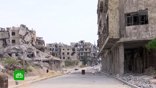 Боевики устраивают ночные обстрелы кварталов сирийского Алеппо.Сирия, войны и вооруженные конфликты, терроризм.НТВ.Ru: новости, видео, программы телеканала НТВ