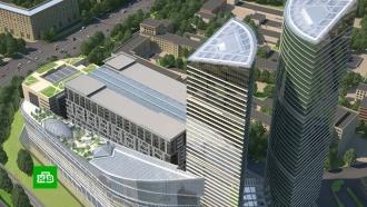 Началось проектирование станции метро для зданий «Сбербанк-Сити»