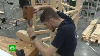 Молодые профессионалы борются в Казани за места в сборной на WorldSkills