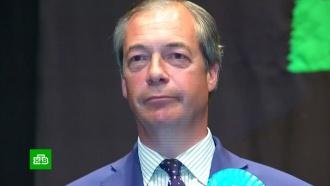 Выборы в Европарламент превратились в повторное голосование за Brexit