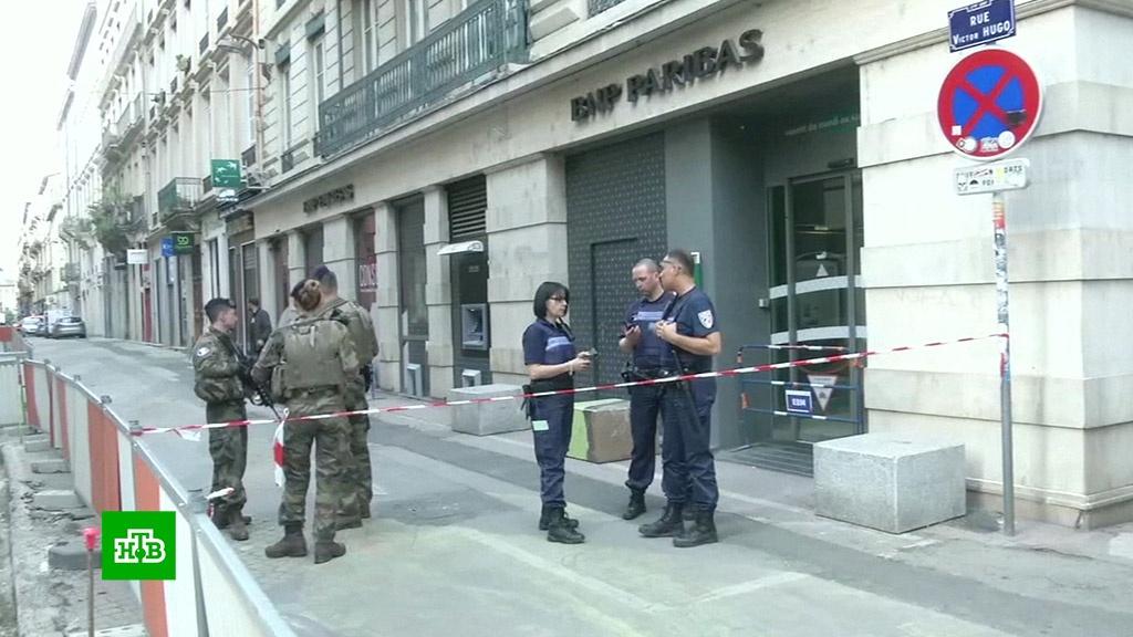 В Лионе задержали троих подозреваемых по делу о взрыве.Франция, взрывы, задержание, терроризм.НТВ.Ru: новости, видео, программы телеканала НТВ
