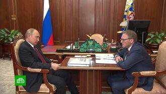 Титов пожаловался Путину на штрафы за несуществующие нарушения