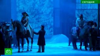 Мариинский театр показал оперу Пуччини на голливудский лад