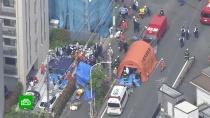 Вяпонской школе после кровавой бойни отменили занятия