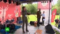 ВБелоруссии прошел чемпионат Европы по заманиванию оленей