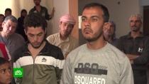 Беженцы из «Рукбана» рассказали о финансировании боевиков американцами.Сирия, беженцы, войны и вооруженные конфликты, терроризм.НТВ.Ru: новости, видео, программы телеканала НТВ