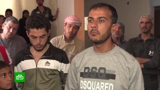 Беженцы из «Рукбана» рассказали о финансировании боевиков американцами