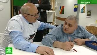 Чиновники Смольного на время стали волонтерами в психоневрологическом интернате