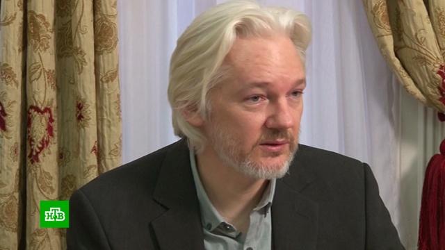 Ассанж впал вдепрессию иугодил втюремную больницу.WikiLeaks, Ассанж, США.НТВ.Ru: новости, видео, программы телеканала НТВ