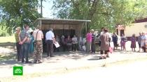Автобусная остановка вРостовской области превратилась впочтовое отделение