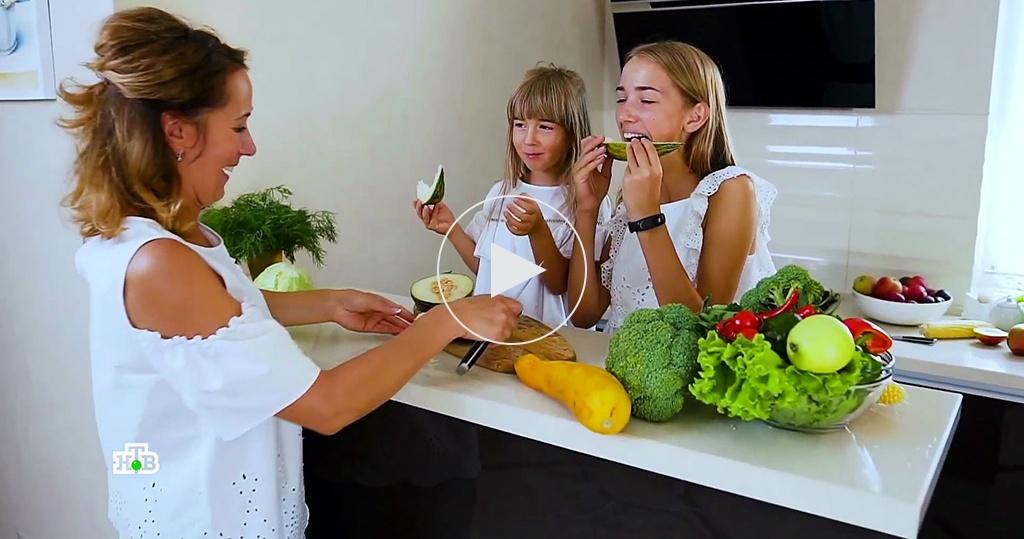 От младенцев до подростков: основы здорового питания детей
