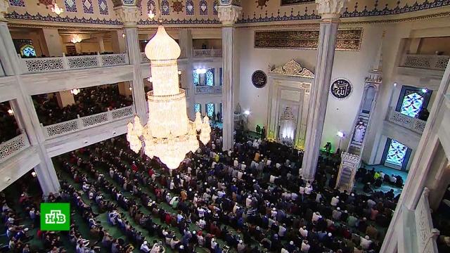 Окончание месяца Рамадан: как мусульмане празднуют Ураза-байрам.Москва, ислам, религия, торжества и праздники.НТВ.Ru: новости, видео, программы телеканала НТВ