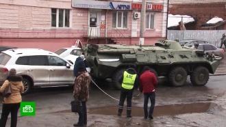 ВКурске водители судятся своенными, разбившими их машины