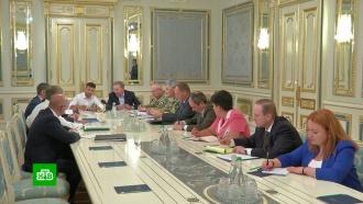 Зеленский обещает провести референдум очленстве Украины вНАТО