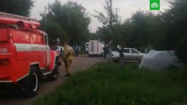 На Кубани умер мужчина, сгранатой требовавший возврата долгов.Краснодарский край, взрывы, дети и подростки, полиция.НТВ.Ru: новости, видео, программы телеканала НТВ