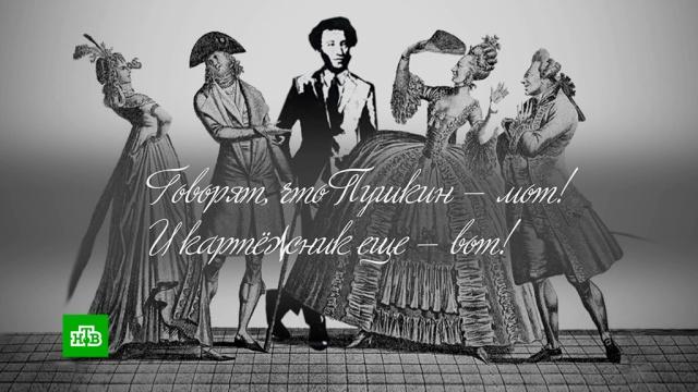 Правда или вымысел: популярные мифы о Пушкине.Пушкин, памятные даты.НТВ.Ru: новости, видео, программы телеканала НТВ
