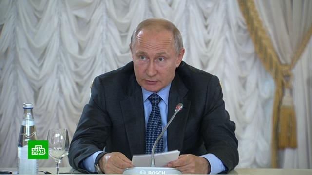 Путин рассказал о доходности инвестиций в проекты РФПИ.ПМЭФ, Путин, Санкт-Петербург, инвестиции, экономика и бизнес.НТВ.Ru: новости, видео, программы телеканала НТВ