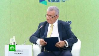 Советник премьера Греции <nobr>по-русски</nobr> призвал РФ иЕС кновому саммиту