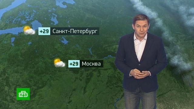 Утренний прогноз погоды на 6 июня.Москва, Санкт-Петербург, погода, прогноз погоды.НТВ.Ru: новости, видео, программы телеканала НТВ
