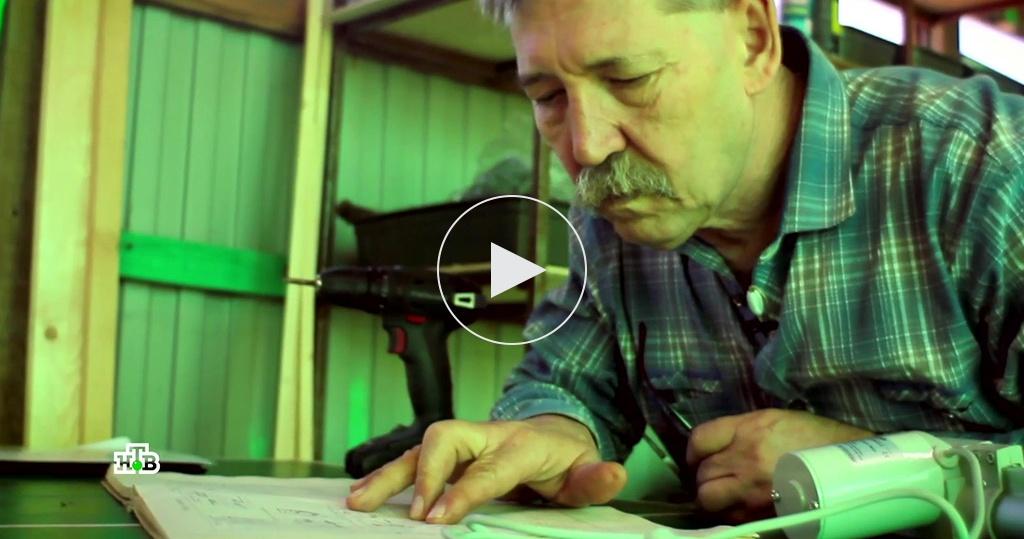 Инженер из Самарской области собирает кровати для лежачих больных