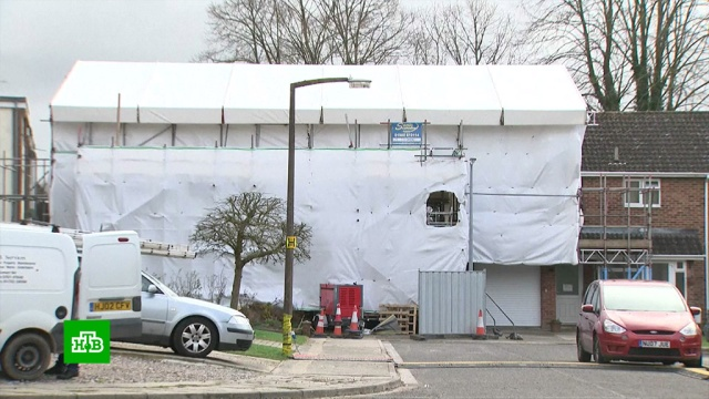 Власти Солсбери решили выкупить дом Скрипаля.Великобритания, недвижимость, отравление, шпионаж.НТВ.Ru: новости, видео, программы телеканала НТВ