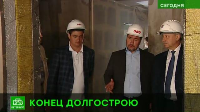 Дольщики ЖК «Охта-модерн» попросили врио губернатора пресечь двойную продажу квартир.Санкт-Петербург, дольщики, строительство.НТВ.Ru: новости, видео, программы телеканала НТВ