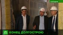 Дольщики ЖК «Охта-модерн» попросили врио губернатора пресечь двойную продажу квартир