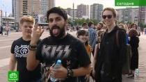 Прощальный поцелуй: поклонники рока наслаждаются Kiss в Петербурге