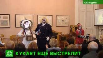 Владимир Машков приедет на юбилейный Кукart вПетербурге