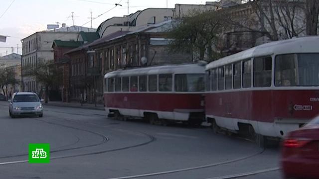 ВРоссии создадут беспилотный трамвай.технологии, трамваи.НТВ.Ru: новости, видео, программы телеканала НТВ