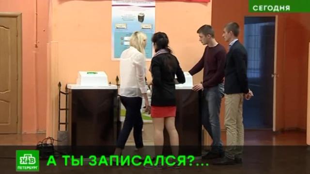 В Петербурге подготовят 4 тысячи волонтеров для губернаторских выборов.Санкт-Петербург, выборы.НТВ.Ru: новости, видео, программы телеканала НТВ