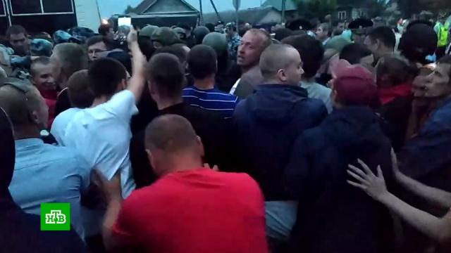 В Чемодановке после массовой драки создадут отделение полиции.драки и избиения, Пензенская область, смерть.НТВ.Ru: новости, видео, программы телеканала НТВ