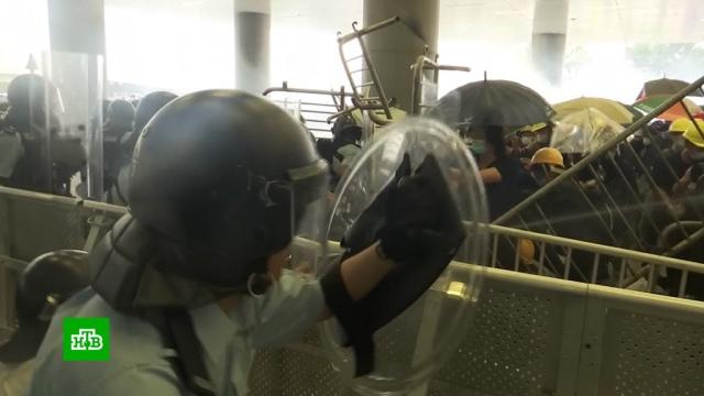 Рассмотрение закона об экстрадиции вГонконге приостановят из-за протестов.Гонконг, Китай, законодательство, митинги и протесты.НТВ.Ru: новости, видео, программы телеканала НТВ