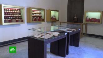 Музей сирийской медицины инауки открылся после начала боев