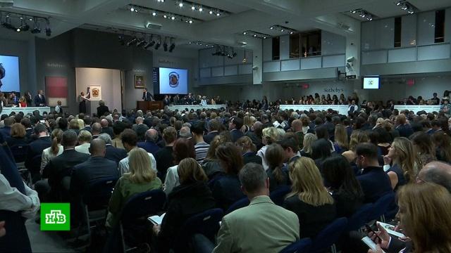 Французский миллиардер покупает Sotheby's за $3, 7млрд.США, Франция, аукционы, биржи, миллионеры и миллиардеры.НТВ.Ru: новости, видео, программы телеканала НТВ