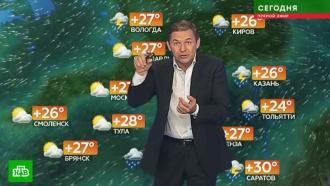 Прогноз погоды на 19 июня
